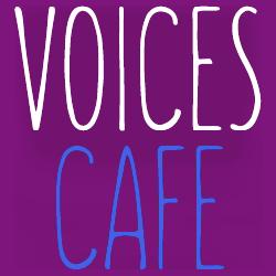 Voices Cafe Logo Banner