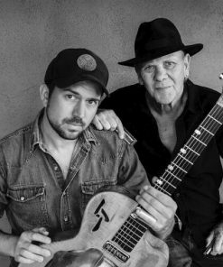 David Jabobs-Strain and Bob Beach