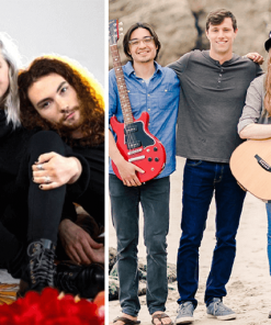 The Accidentals and Sawyer Fredericks