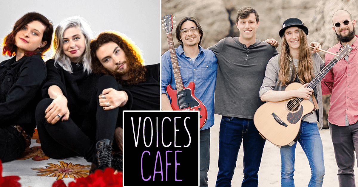 Voices Cafe present The Accidentalsaccidentals and Sawyer Fredericks